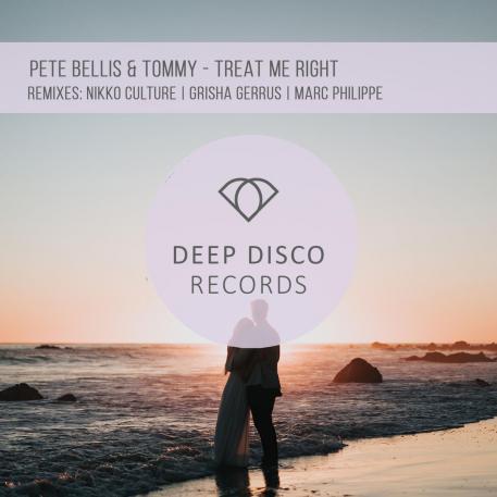 Treat Me Right - EP