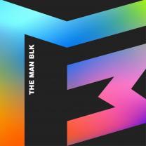 THE MAN BLK 1st Mini Album Various Colors - EP