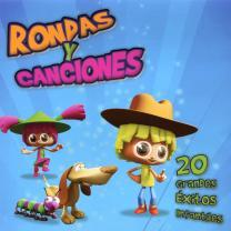 Rondas Y Canciones (20 Grandes Éxitos Infantiles)