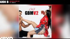Cardi B - Never Give Up ft. Josh X (Audio)