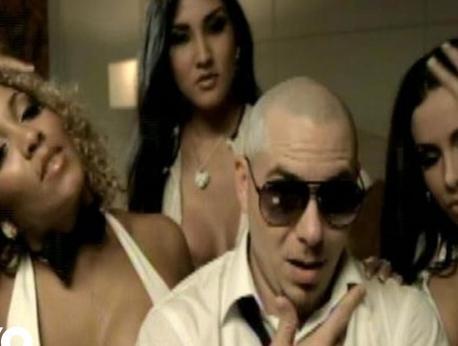 Pitbull Music Photo