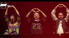 David Guetta B2B Dimitri Vegas & Like Mike @ AMF Festival 2018