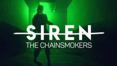 The Chainsmokers, Aazar - Siren (Lyrics Video)