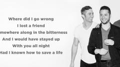How To Save A Life - The Fray (Lyrics) (Boyce Avenue piano acoustic cover)