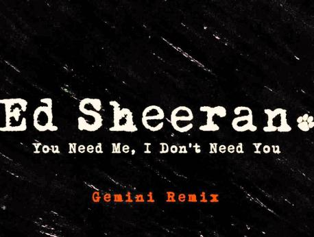 Ed Sheeran Music Photo