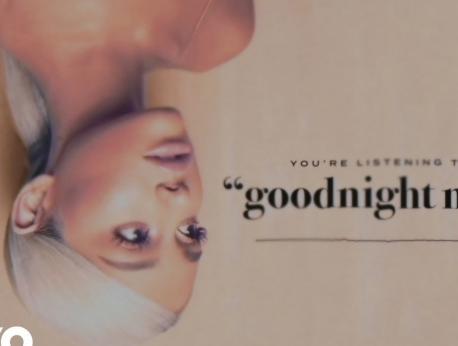 Ariana Grande Music Photo