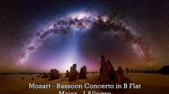 Mozart - Bassoon Concerto in B Flat Major - I. Allegro