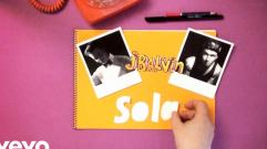 J. Balvin - Sola (Pseudo Video)