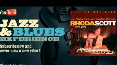 Rhoda Scott & Ricky Ford - Blues For Later