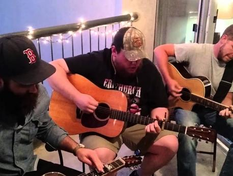 Luke Combs Music Photo