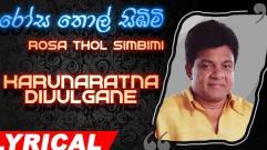 Karunarathna Divulgane - Rosa Thol Simbimi