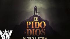Wolfine - Le Pido A Dios (Video Letra)