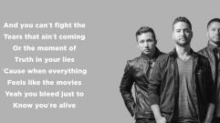 Iris - Goo Goo Dolls (Lyrics)(Boyce Avenue acoustic cover)