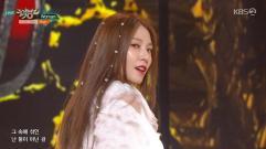 BoA 보아 'Woman' KBS MUSIC BANK 2018.11.02