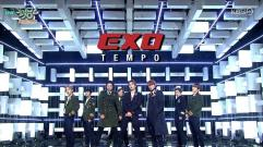 EXO 엑소 Comeback Stage 'Tempo' KBS MUSIC BANK 2018.11.02