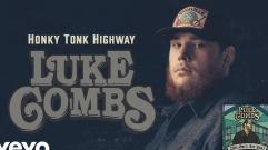 Luke Combs - Honky Tonk Highway (Audio)