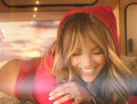 Jennifer Lopez & Bad Bunny Music Photo