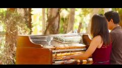 Christine D'Clario - Como Dijiste (Piano Dueto Cover)