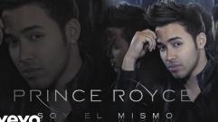 Prince Royce - Te Regalo el Mar (audio)
