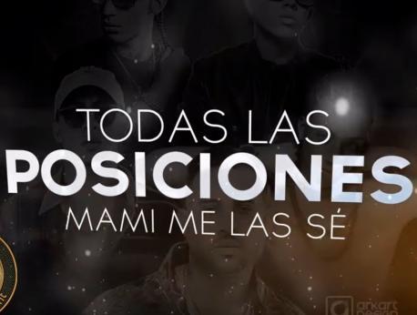 Arcángel, Mark B, De La Ghetto, Bad Bunny & El Nene La Amenaza Music Photo