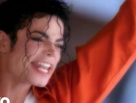 Michael Jackson Music Photo