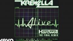 Krewella - Alive (Hardwell Remix) (Audio)