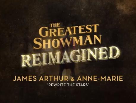 James Arthur & Anne-Marie Music Photo