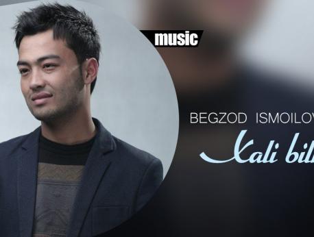 Begzod Ismoilov Music Photo