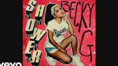Becky G - Shower (Tyga Remix)(Audio) ft. Tyga