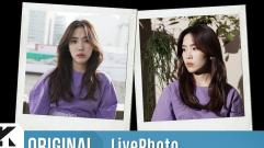 LivePhoto(라이브포토): Kim Na Young(김나영) - I Can't Say That(그 한마디)