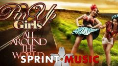 Pin-Up Girls - All Around The World