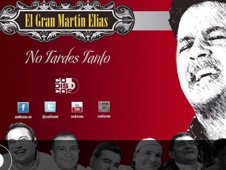 El Gran Martín Elías Music Photo