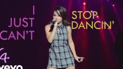 Becky G - Can't Stop Dancin' (Lyric)