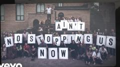 Kane Brown - Ain't No Stopping Us Now (Fan Lyric Video)