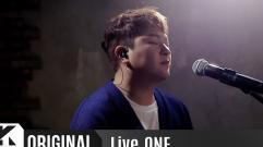 LiveONE(라이브원): HuhGak(허각) - Empty words(흔한 이별)