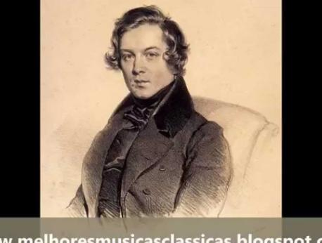 Robert Schumann Music Photo