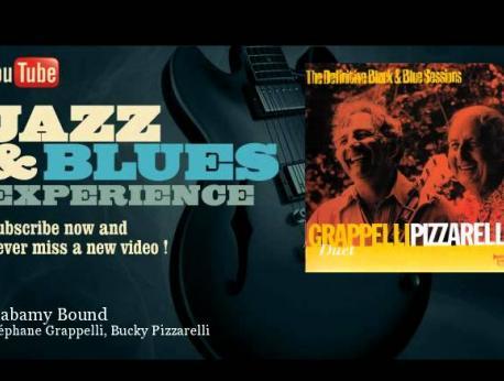 Stéphane Grappelli & Bucky Pizzarelli Music Photo