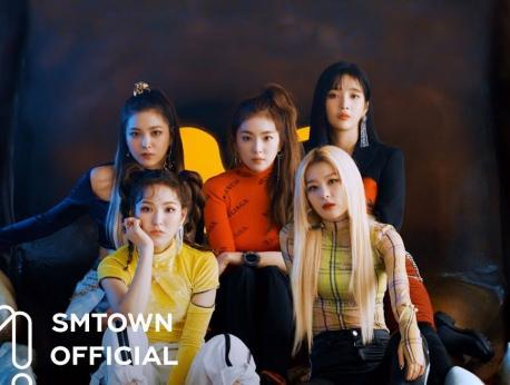 Red Velvet Music Photo