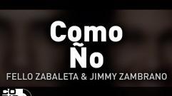 Fello Zabaleta & Jimmy Zambrano - Como Ño (Audio)