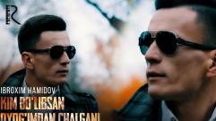 Ibrohim Hamidov - Kim bo'libsan oyog'imdan chalgani | Иброхим - Ким булибсан оёгимдан чалгани