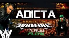 Wolfine - Adicta (Audio)