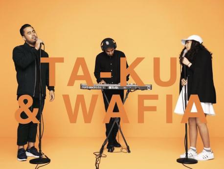 Ta-ku & Wafia Music Photo