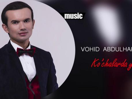 Vohid Abdulhakim Music Photo