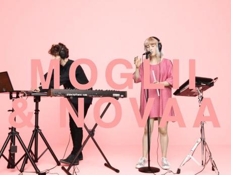 Moglii & Novaa Music Photo