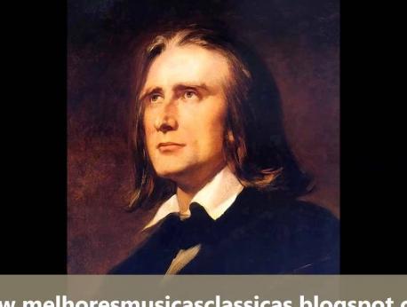 Franz Liszt Music Photo