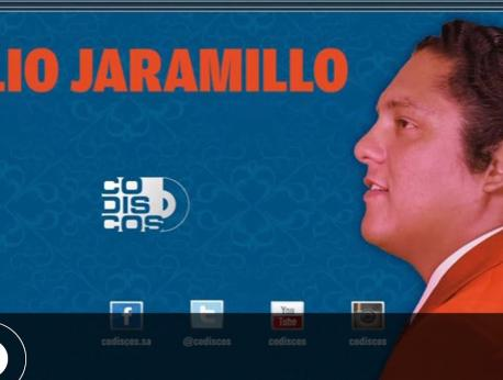 Julio Jaramillo Music Photo