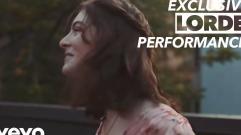 Lorde - Hard Feelings/Loveless (Vevo x Lorde)