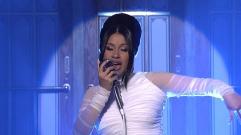 Cardi B - Be Careful (SNL Performance)