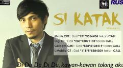 Mark Adam - Si Katak (Lyrics Video)