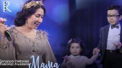 Дилдора Ниёзова ва Жавохир Аъзамов - Мама | Dildora va Javohir (concert version 2018)